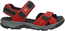 Sandale, rot