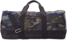 TOMS Grün Herringbone Reisetasche Mit Camouflagemuster