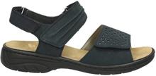 Sandale, dunkelblau