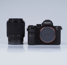 Sony Alpha A7 II Systemkamera mit 28-70mm Objektiv (Englisch Version)