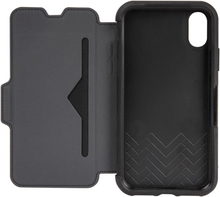 Otterbox Strada Series Case für iPhone XS - Onyx