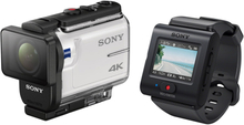Sony FDR-X3000r 4K Action Kamera mit Live-View Remote