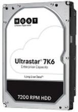 Western Digital ULTRASTAR 7K6 4TB 7200RPM, 4000 GB