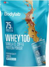 Bodylab Whey 100 (1 kg) - Vanilla Ice Coffee