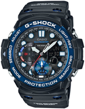 Casio G-SHOCK Standard Analog-Digitaluhr GN-1000B-1A - Schwarz