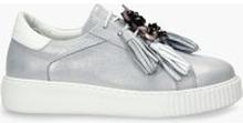 Sneakersy srebrne Mima