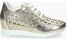 Sneakersy złote Viola