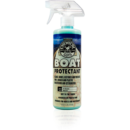 Chemical Guys Marine and Boat Vinyl and Rubber Protectant