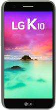 LG K10 2017 M250 16GB 4G LTE Dual Sim ohne SIM-Lock - Silber