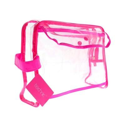 Technic Clear Cosmetic Bag 1 stk