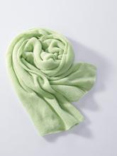 Schal aus 100% Premium-Kaschmir Peter Hahn Cashmere grün