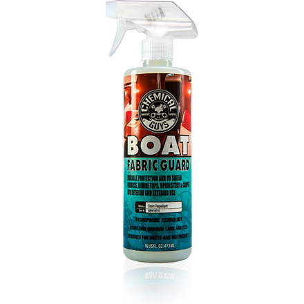 Chemical Guys Marine and Boat Fabric Guard