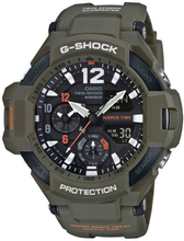 Casio G-SHOCK Standard Analog-Digitaluhr GA-1100KH-3A - Grün