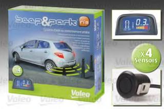 Tillbehörssats parkeringshjälp VALEO 632002