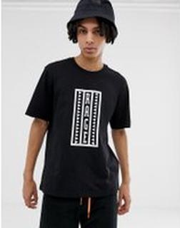 The North Face 92 Retro Rage t-shirt in black - Tnf black