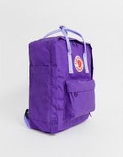 Fjallraven - Kanken - Lila 16 liters ryggsäck - Lila