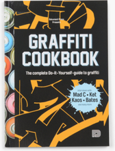 Dokument Press - Graffiti Cookbook - Multi - ONE SIZE
