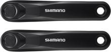 Shimano Steps FC-E5010 Vevarmar Svart, 165/170/175 mm