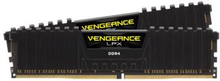 Corsair Vengeance 64GB (2-KIT) DDR4 3200MHz CL16 Black