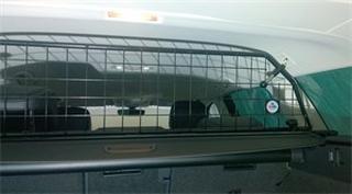 Lastegitter, Framtaget efter bil med helt tak, ej kontrollerat i bil med glastak / taklucka, Passar endast till bil med infästningshål i taket, Passat Sportscombi