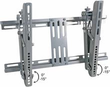 Perel monteringsbeslag til fladskærm 58-94 cm sølv CWB003