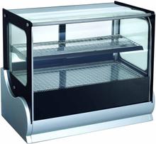 Udstillingsmontre / Disk - Varm - 140 liter