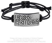Iron Maiden: Wrist Strap/Logo