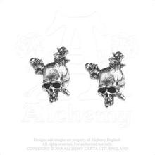 Metallica: Stud Earrings/Damage