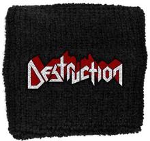 Destruction: Sweatband/Logo (Loose)
