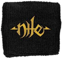 Nile: Sweatband/Gold Logo (Loose)