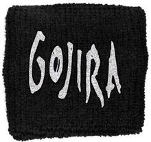 Gojira: Sweatband/Logo (Loose)