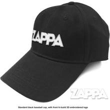 Frank Zappa: Unisex Baseball Cap/Zappa