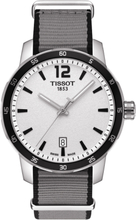 Tissot Quickster Nato 40mm Herrenuhr T095.410.17.037.00
