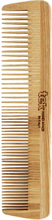 Large Wooden Comb With Medium Sized And Fine Teeth