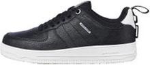 JACK & JONES Pu-lädersydda Sneakers Man Svart