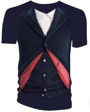 Doctor Who: Ladies Tee/12th Doctor Costume (Small)
