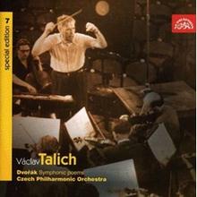 Symphonic Poems (Talich Czech Po) - Symphonic Poems (Talich Czech Po) (Audio CD)