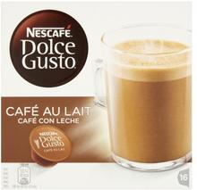 Nescafe Dolce Gusto Cafe Au Lait 16 stk