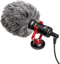 BOYA Kondensator 3,5mm Mikrofon