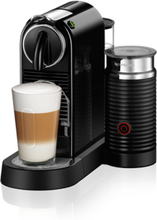 Nespresso Citiz & Milk Black. 10 stk. på lager