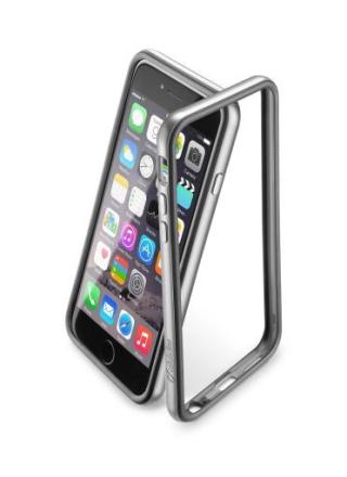 Cellularline bumper till iPhone 6/6S - Grå