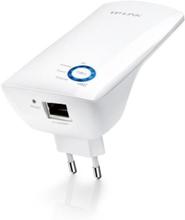 TP-LINK wifi repeater TL-WA850RE signalförstärkare/ethernetadapter