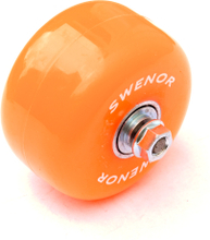 Swenor PU Racing Komplette bakhjul til Fibreglass / Alutech