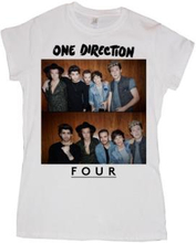 One Direction: Ladies Tee/Four (Medium)