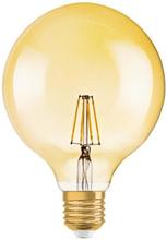 Osram Vintage 1906 Glob Ø125 mm LED 2,8W/824 (21W) E27 - Guld