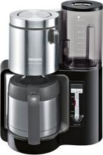 Siemens Tc86503 Kaffetrakter - Svart/sølv