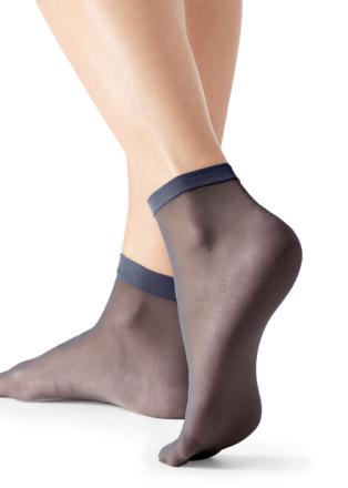 Transparente Socken 20 Denier