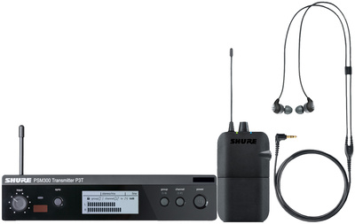 Shure PSM 300 SE112 S8