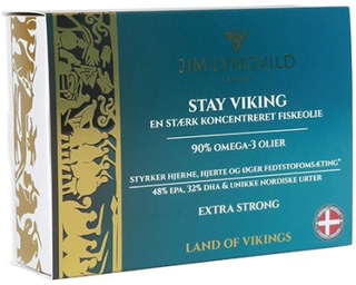 Jim Lyngvild Stay Viking, 120kap/72,40g