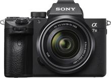 Sony Alpha A7III Systemkamera mit 28-70mm Objektiv ILCE-7M3K (Englisch Version)